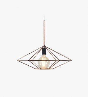 1960s Acrylic Prism Lamp