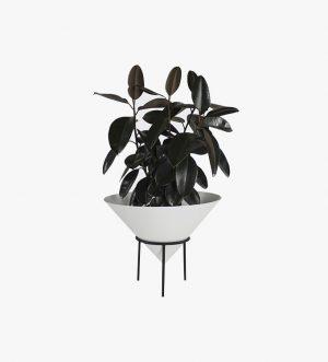 Ceramics Cone Vase