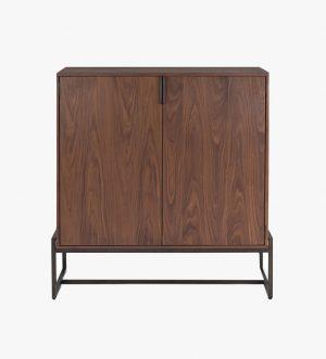 1970 Wood Cabinet