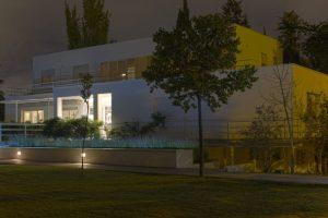 Centro Budista, Madrid. Obra por Reyforma