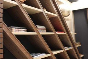Librero Diagonal